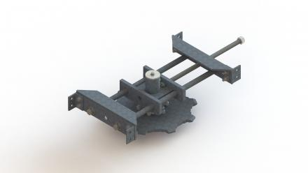 Overhead Chain Drives and Takeups